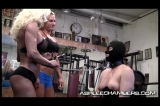 Gym Workout Clit Pump with Squirting